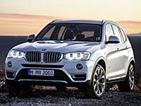 Der neue BMW X3 (Modell F25 Facelift): Highlights.