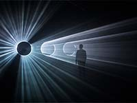 MINI und United Visual Artists pr�sentieren zum Salone del Mobile 2014 die Installation PARALLELS
