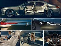 BMW Vision Future Luxury. Moderner Luxus erlebbar in Design und Innovation.