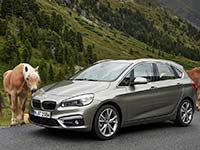 BMW 2er Active Tourer - Pressepr�sentation