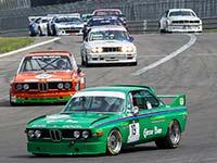 BMW Group Classic: Imposanter Auftritt beim 42. AvD Oldtimer Grand Prix auf dem N�rburgring.