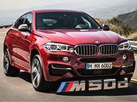Der neue BMW X6 M50d (F16): Gesteigerte Agilit�t, gesch�rfte Pr�zision, pure Emotion.