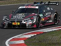 Starke Leistung im Qualifying beschert BMW Pilot Marco Wittmann seine 3. DTM-Poleposition des Jahres