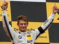 Wittmann erringt vierten Saisonsieg beim Heimspiel des BMW Team RMG