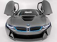 Versteigerung eines einzigartigen BMW i8 Concours d�Elegance Edition in Pebble Beach.