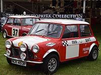 Der MINI wird 55: Ein kleines Auto mit gro�er Geschichte.