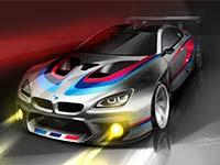 Ein neues Aush�ngeschild f�r den GT-Sport: BMW Motorsport entwickelt BMW M6 GT3 f�r die Saison 2016.