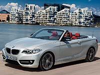 Erfrischend dynamisch. Das BMW 2er Cabrio. Steckbrief.