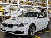 BMW Group montiert erstes Fahrzeug in Brasilien