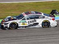 Das gro�e Finale: Erfolgreiche DTM-Saison endet f�r BMW Motorsport auf dem Hockenheimring.