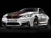 BMW M GmbH feiert Fahrertitel f�r Marco Wittmann mit der BMW M4 DTM Champion Edition.