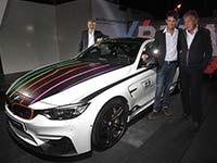 BMW M GmbH pr�sentiert limitierte BMW M4 DTM Champion Edition