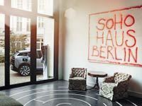 BMW i und Soho House geben weltweite Partnerschaft bekannt.
