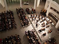 """Zw�lfte Ausgabe der Konzertreihe """"Nachtmusik der Moderne"""" des M�nchener Kammerorchesters"""