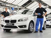 BMW produziert in Leipzig das 1,5-millionste Auto