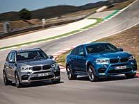 BMW X5 M und BMW X6 M: Galerie