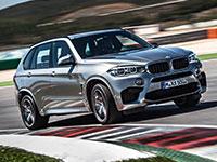 BMW X5 M und BMW X6 M: Ausgewogenes Gesamtkonzept.