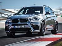 BMW X5 M und BMW X6 M. Der neue M TwinPower Turbomotor.