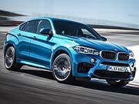 BMW X5 M und BMW X6 M. Das Fahrwerk.