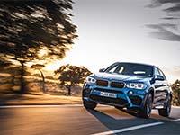 BMW X5 M und BMW X6 M. Das Design.