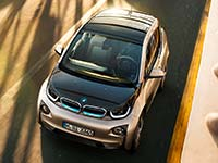 BMW i3 gewinnt Green Car of the Year Award 2015.