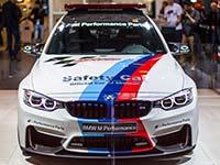 BMW auf der Essen Motor Show 2014: Fotos + Video