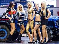 Essen Motor Show 2014: Cars und Girls
