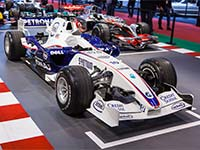 Essen Motor Show 2014: Sonderschau Formel 1 made in Germany