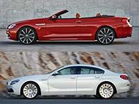 Die neue BMW 6er Reihe (Facelift 2015): Steckbrief.