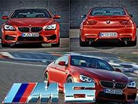 Das BMW M6 Coup�, das BMW M6 Cabrio und das BMW M6 Gran Coup�: Facelift 2015