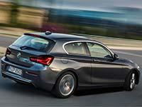 Kompakte Fahrfreude - effizient, innovativ, einzigartig. Die neue BMW 1er Reihe (Facelift 2015).