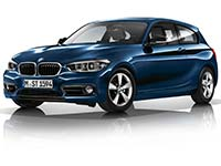 BMW 1er (F20, F21) Facelift 2015. Ausstattung und BMW Lines: Mehr Individualit�t im Kompaktsegment