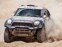 MINI feiert bei der Rallye Dakar vierten Gesamtsieg in Folge