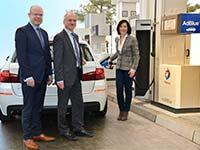 Erkenntnisse f�r saubere Dieselfahrzeuge: Startschuss f�r AdBlue� Feldtest von BMW Group und TOTAL.