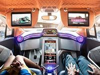 Genfer Autosalon 2015: Rinspeed �Budii� definiert die Mensch-Maschine-Beziehung neu