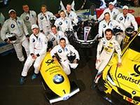 BMW Kart Challenge: Bob-Stars um Holcomb, Friedrich und Melbardis beim WM-Auftakt