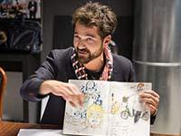 Salone del Mobile 2015: MINI und Jaime Hayon pr�sentieren Urban Perspectives.