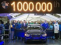 Am s�dafrikanischen Produktionsstandort Rosslyn lief die ein millionste BMW 3er Limousine vom Band.