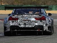 BMW Motorsport News: M6 GT3 Test / DTM: Individuelle Startnummern in bester Tourenwagen-Serie