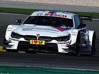 BMW M4 DTM absolviert erste Testfahrten des Jahres