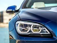 Pressevorstellung BMW 6er-Reihe Facelift in Lissabon - mit neuem Bildmaterial
