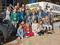 Neuer Thinktank f�r nachhaltige Mobilit�t: Junior Campus Berlin erweitert erfolgreichen Lernort.