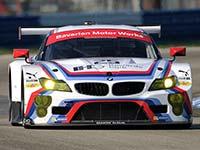 Werner und Luhr fahren f�r das BMW Team RLL im Sebring-Qualifying auf die Pl�tze vier und sechs.