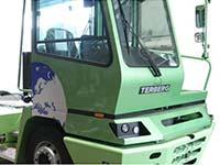 Umweltfreundlich und leise: Erster elektrischer 40-Tonnen-Lkw f�r Transporte im Stadtverkehr.