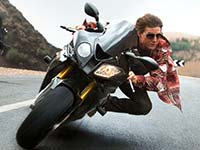 BMW im Film: Mission Impossible - Rogue Nation