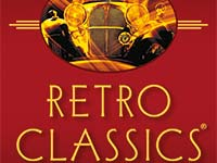 RetroClassics 2015 in Stuttgart - die gr��te Oldtimershow Europas