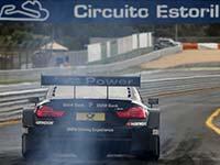 St�rmischer Test in Portugal: BMW Motorsport setzt Vorbereitungen auf den Saisonstart fort.