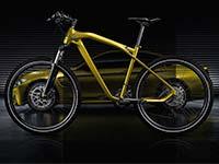 Das BMW Cruise M-Bike Limited Edition. Ein Fahrrad f�r jeden BMW M Liebhaber.