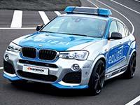 Neues Angebot von BMW ConnectedDrive f�r Einsatzfahrzeuge.