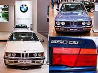 """BMW auf der Techno Classica 2015, Exponate. Teil 2: BMW 525i (E28) bis BMW 2002 TI """"Diana"""""""